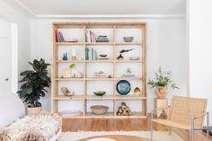 stylish shelves