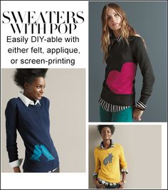 DIY Sweater Updo Ideas for Winter 2012
