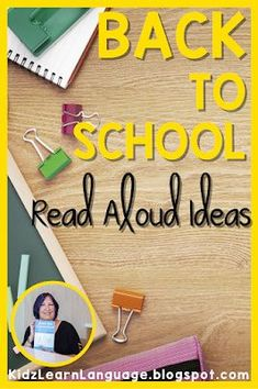 Here are some ideas for back to school shared reading, with free resources, too. Grab yours now and read abut them on the blog.