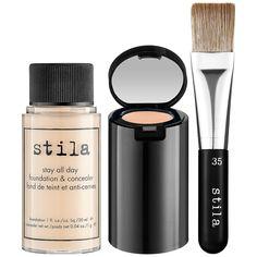 Stay All Day® Foundation & Concealer - stila | Sephora