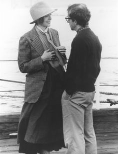 Loved the Annie Hall look....still works today with little updating
