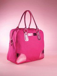 Victoria's Secret Pink Color, Canvas Tote Bag