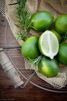 ♂ fresh limes