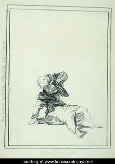 Quéjate al tiempo (Accuse the Time) - Francisco De Goya y Lucientes - www.franciscodegoya.net