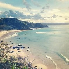Byron Bay... Australia. Was here for my sisters wedding, beautiful place. SO MANY HEALTH REASTTRAUNTS!