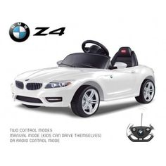 BMW Z4 Kids Car with remote control