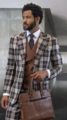 Black Men, Fall Winter, Breast, Suit Jacket, Menswear, Suits, Coat, Fitness, Jackets