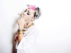 "Brooke Candy ""Das Me"" Video"