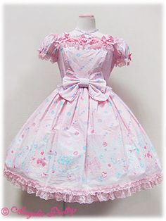 Angelic Pretty | Lolita Fashion Archive and Resources