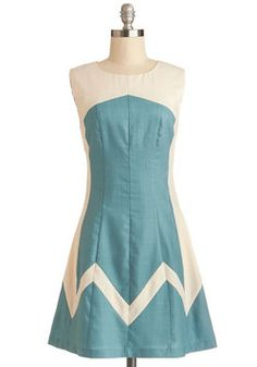 Party on the Peak Dress, #ModCloth