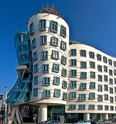The Dancing House, c/o Czech Tourism. Read story at: http://www.whattravelwriterssay.com/destinationEurope.html