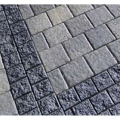 G684 Cube Flamed Black Chinese Granite Paving Stone Grey China Supplier - Stone2Buy.com Driveway Paving, Driveway Ideas, Cobblestone Pavers, Patio Blocks, Granite Paving, Engineered Stone, Paving Stones, Grey Stone, Natural Stones