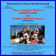 SUPER giveaway!! I want to win this to take my grandkids after i am done with chemo.