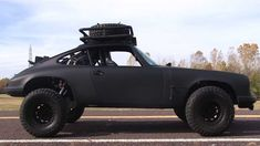 Custom Wheels, Custom Cars, Porsche 911 Classic, Overland Truck, Stealth Bomber, Ticket To Ride, Old Cars, Offroad, Cars Motorcycles