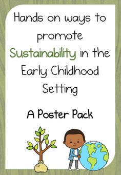 Resource Type :: Classroom Decorations :: New EYLF Sustainability Resource Pack