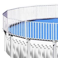 33' x 18' Fensurround Pool Fence by Heritage Pools. $967.99. FA 3318 Features: -Fensurround pool fence.-Makes pool-time safe.-Offers a protective barrier to keep unwanted visitors out of your pool.-36'' Triangular aluminum fence. Assembly Instructions: -Assembly required.