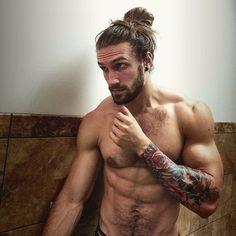 Man Bun Hairstyle 15