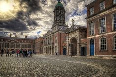 Dublin Castle been there but would love to go again!