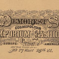 Please & Thank You.  #typehunter #typediscovery #victorian