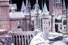 Hogwarts Castle Harry Potter Studio Tour I have been & it is amazingly huge