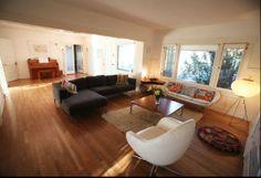 Vivi & Gaston's Modern Family Home House Tour | Apartment Therapy  Minimalist contemporary meet artsy+homey.