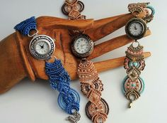 Macramé Watch