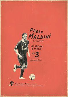 soccer Maldini