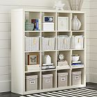 New IKEA Expedit Room Divider Shelving Unit Bookcase Display Case Shelf White Home Organization, Home Projects, Interior, Trendy Home Decor, Pottery Barn Furniture, Bookcase, Shelving Unit, Cubbies, Shelving