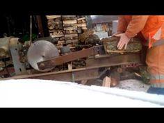 stiepacka na drevo alebo sekera 2 - YouTube Youtube, Tools, House, Ideas, Firewood, Horse Shoes, Work Shop Garage, Instruments, Home