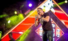 DJs tocam Wesley Safadão no Lollapalooza e levam público ao delírio; assista