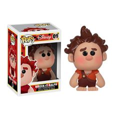 Funko Announces POP! Disney: Wreck It Ralph And POP! Disney Minis