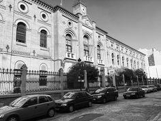 Paseando por #Zaragoza Casa de Amparo en Calle Predicadores #architecture #black #blackandwhite #bnw #bn #street #city #bnw_igers #bnw_mood #bnw_today #bestofbnw #bnw_world #bnw_life #bnw_planet  #world_besttravel #unpaseounafoto #instazaragoza #zaragozapaseando #zgzciudadana #zaragozalive #bwzgz #amateurs_bnw