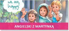Seria książek o Martynce