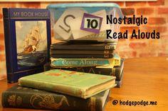 Nostalgic Read Alouds