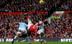 Wayne Rooney v. Man City, February 2011