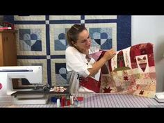 """Quilt Heart and Home di Natalie Bird #5 