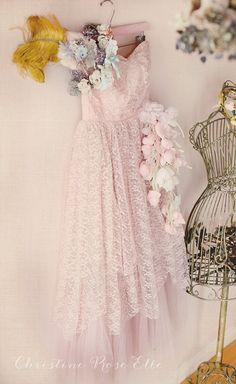 Shabby chic prom dresses