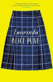 Book Cover:  Laurinda
