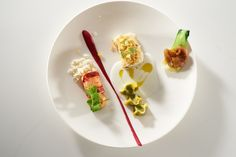 Italy Fish Plate. Bocuse d'Or.