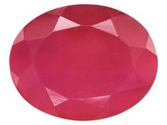 Indian Scarlet Chalcedony Average 1.50ct 9x7mm Oval