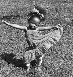 Dance little princess!