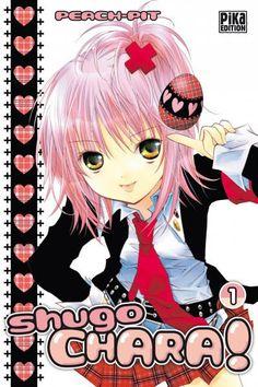 Amu est le sujet de toutes les rumeurs de l'académie Seiyo. Chacun lui renvoie l'image d'une fille aussi jolie que cool. Mais Amu est-elle vraiment comme ça? En réalité, elle souhaiterait renaître tout autre.À peine a-t-elle énoncé ce souhait, que trois œufs font leur apparition sous son oreiller!De ces œufs, naissent trois shugo chara... Ils représentent chacun un desaspects de la personnalité profonde d''Amu.