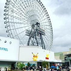 201611_nara #travel #osaka #japan #expocity #pokemon