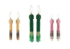 DIY | Tassel earrings