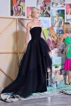 Christian Siriano fantastic Gown.. 4 or your black tie affairs simply darling Resort 2015 Edition