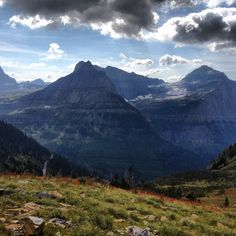 Highline Trail, Glacier National Park, Montana 12 American National Parks You Need To Add To Your Bucket List