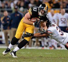 Pittsburgh Steelers tight end Heath Miller