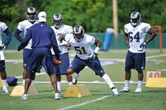 STL Rams (we are getting ready baby!!!) :)