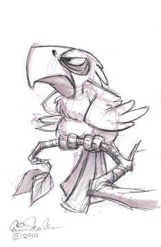 Bildergebnis für sketch cartoon figure