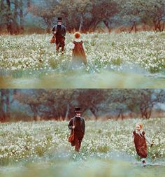 Love this Jane Campion film. The cinematography feels magical.